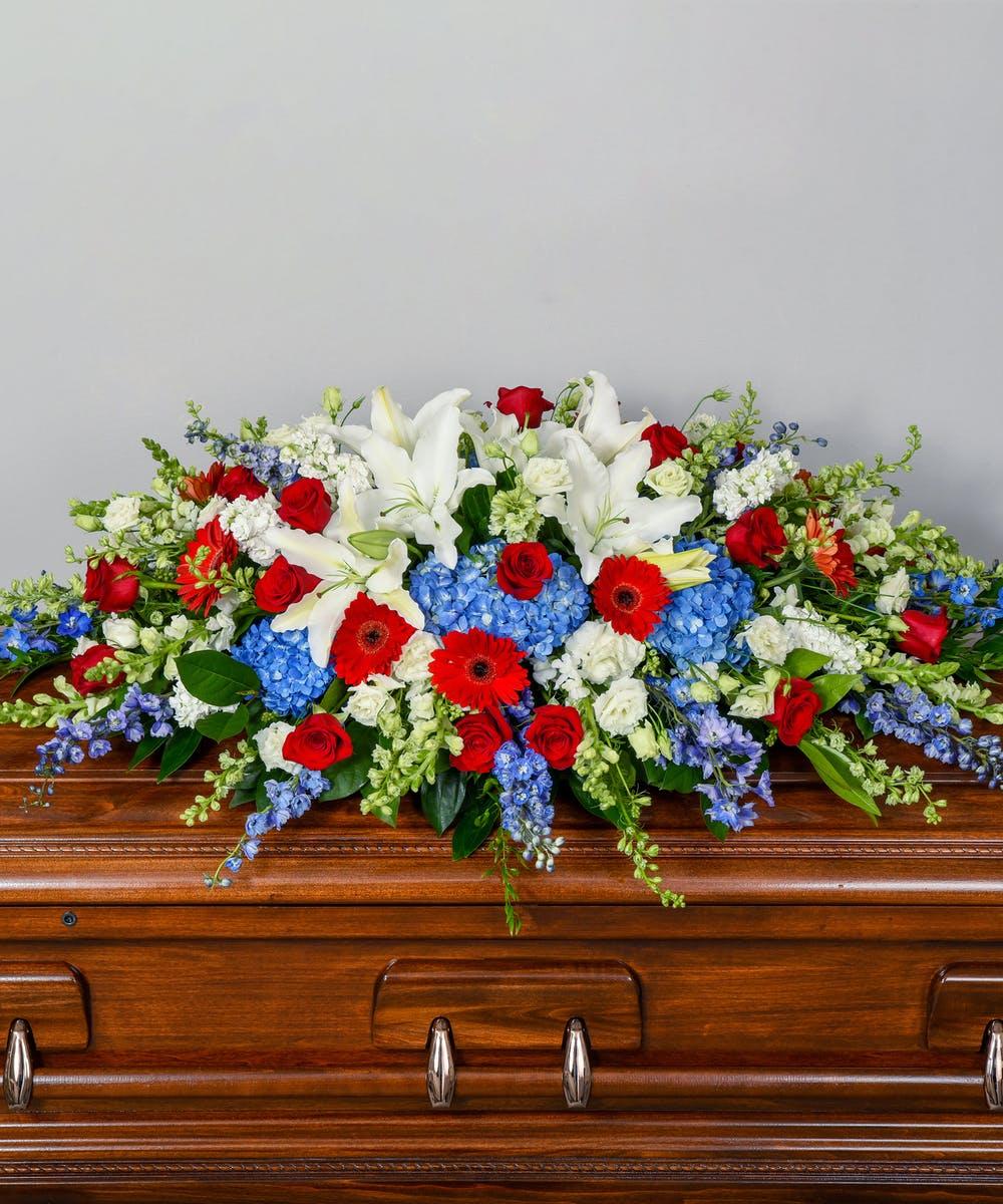 Philadelphia Florist, Funeral