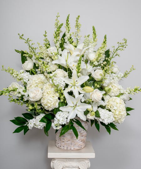 Flowers For the Funeral