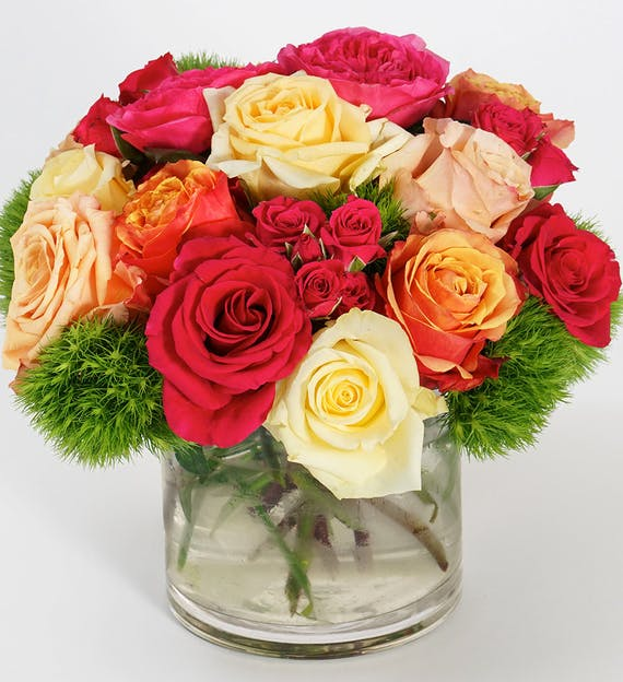 A lovely bouquet of flowers